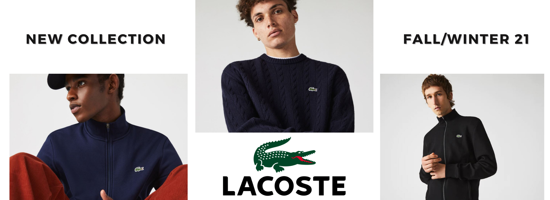 LACOSTE | Giò Collection